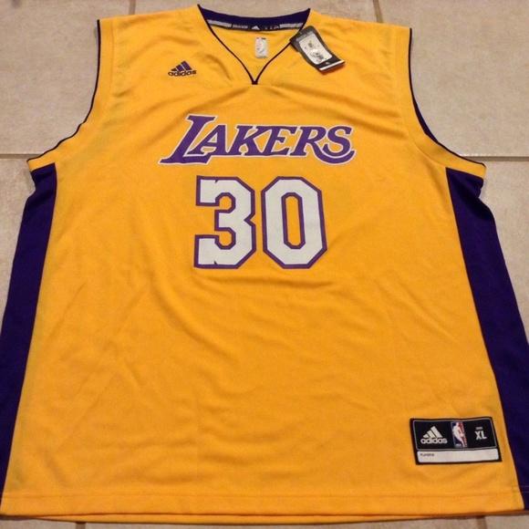 best service b9c3b 79cb6 Julius Randle Los Angeles Lakers Jersey Men's XL NWT